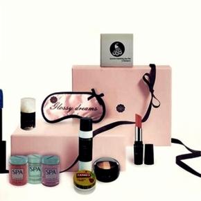 GLOSSYBOX: La caja mágica del makeup