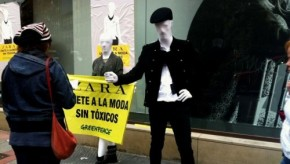 GREENPEACE vs ZARA