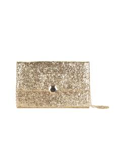 Bolso sobre Glitter BLANCO