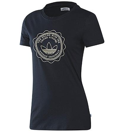 camiseta College Mujer Adidas