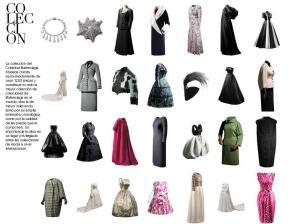 El museo de Balenciaga recibe 82 trajes de los años 40,50 y60