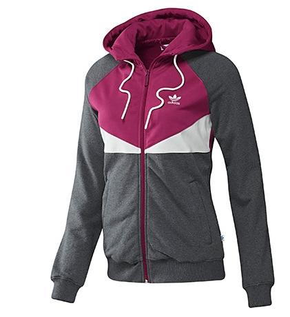 Colorado Hooded Track Top Mujer