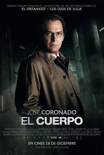 Jose Coronado- El cuerpo