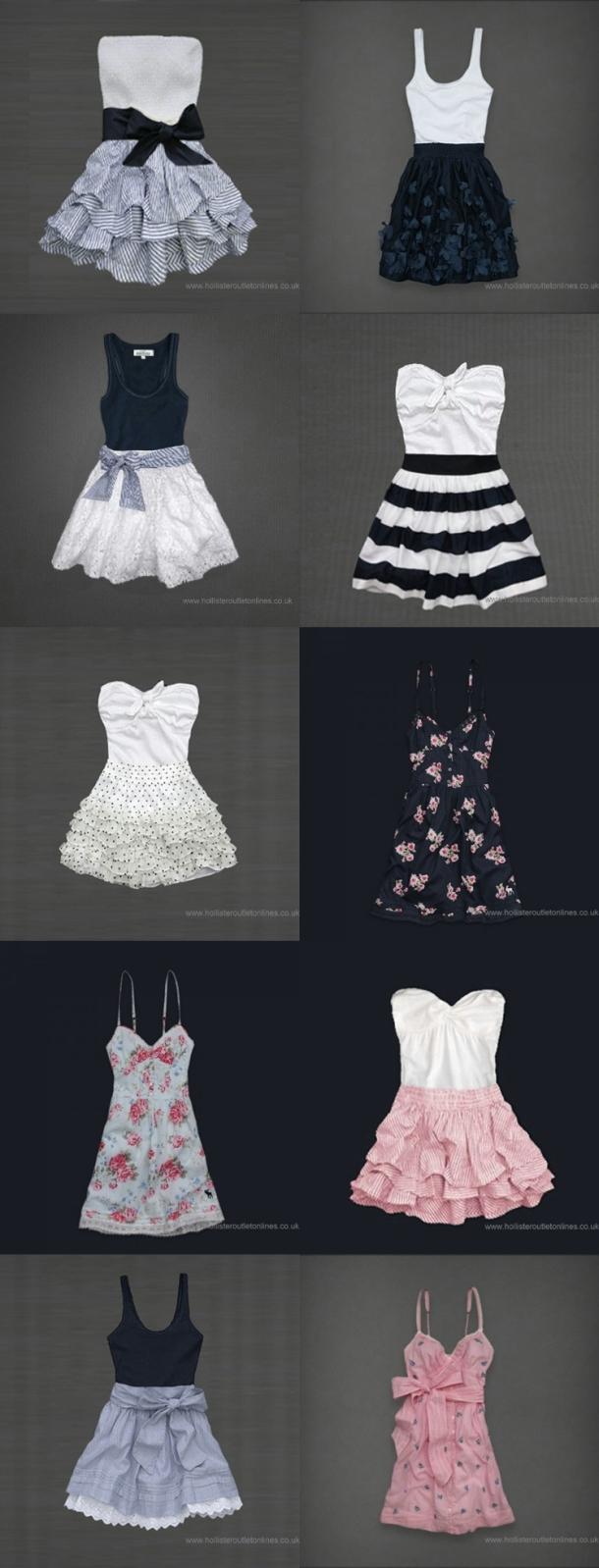 Vestidos Abercrombie&Fitch