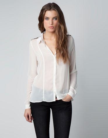 camisaa bershka