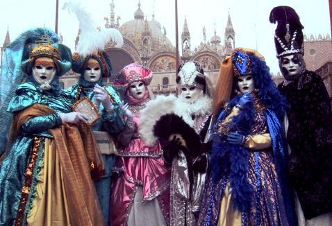 El Fabulos Carnaval de Venecia