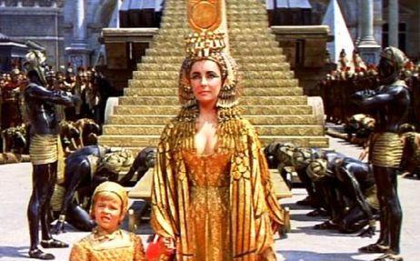 elisabeth taylor cleopatra
