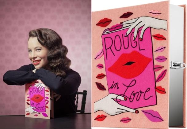 libro Rouge in love_Olimpia Le-Tan