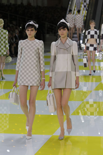Paris Fashion Week - Louis Vuitton Runway