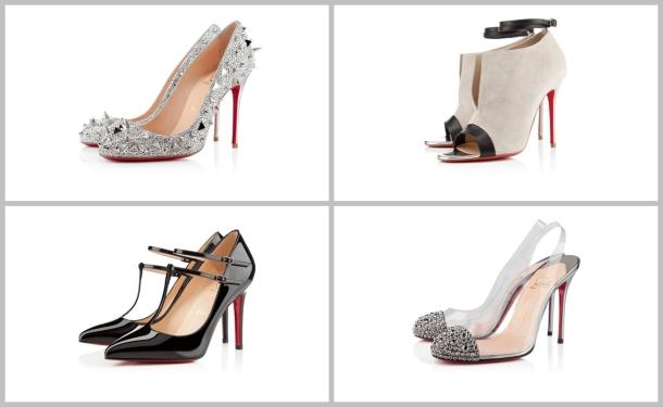 Louboutin shoes 2013