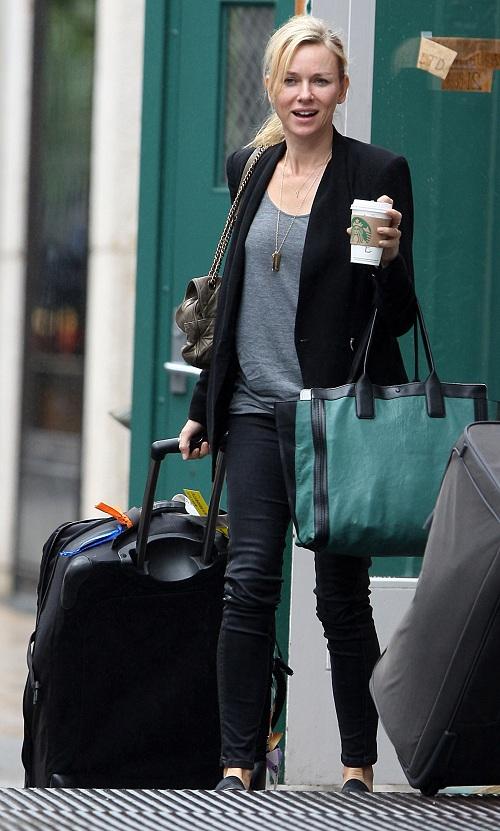 Naomi Watts Has A Lot Of Baggage