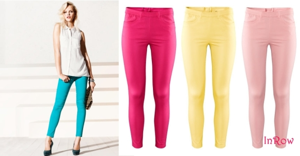 pantalones H&M 14,95
