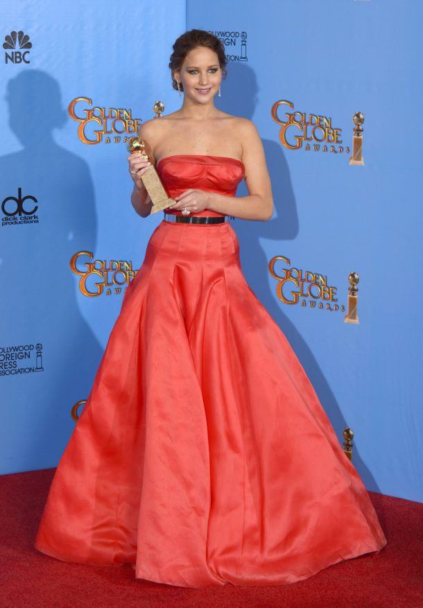 70th Golden Globe Awards - Press Room