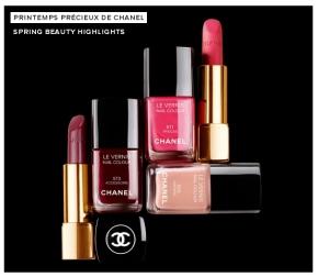 Caprichos de belleza: Inspiración Chanel y MirandaKerr