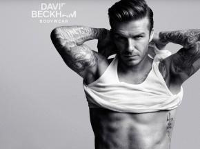 David Beckham es imagen deH&M