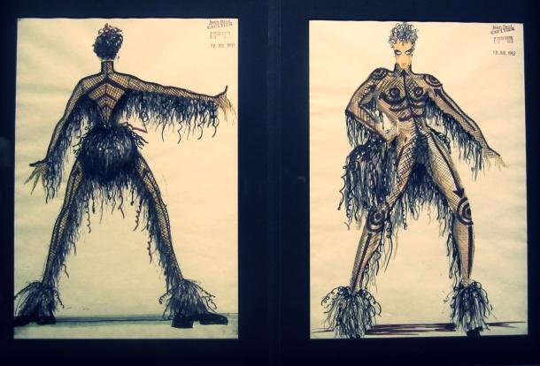 Dibujos Jean Paul Gaultier