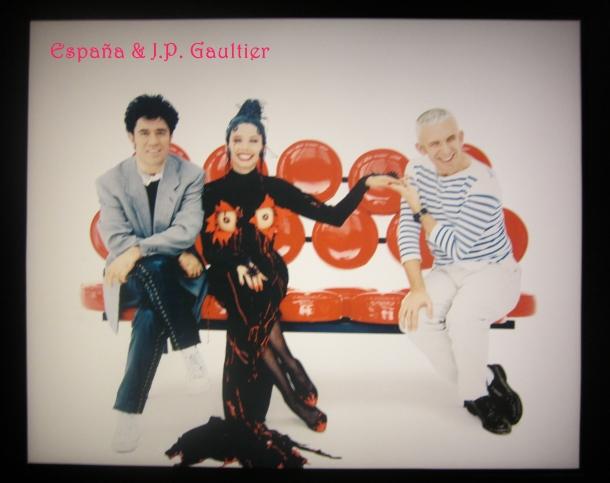 España y Jean Paul Gaultier
