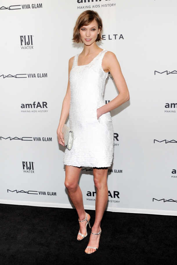 Karlie Kloss gala amFAR Nueva York