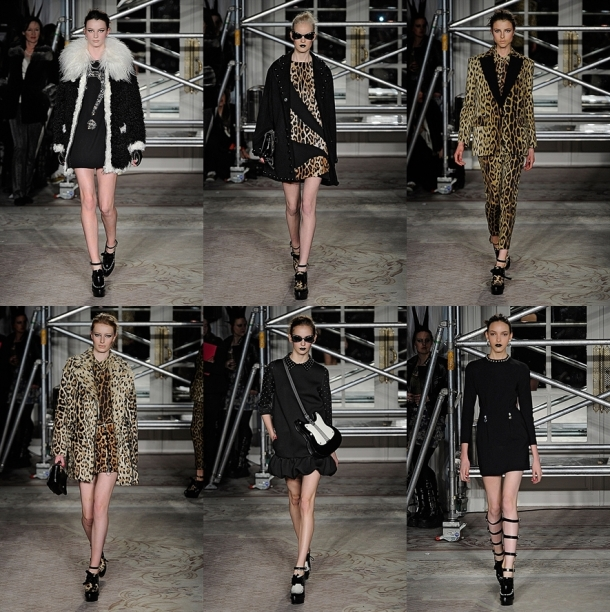 LFW_Moschino Cheap And Chic_pasarela 1