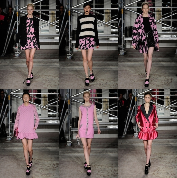 LFW_Moschino Cheap And Chic_pasarela 2