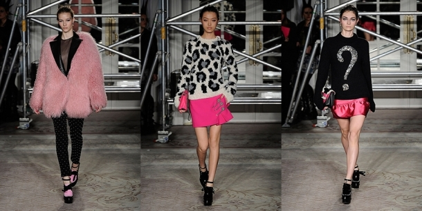 LFW_Moschino Cheap And Chic_pasarela 3