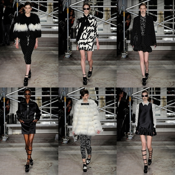 LFW_Moschino Cheap And Chic_pasarela