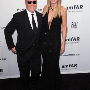 Glamour y famoseo en la gala amfAR de NewYork