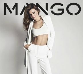 Las fotos de Miranda Kerr paraMANGO