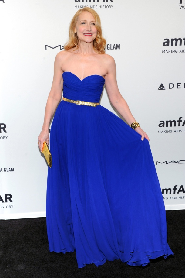 Patricia Clarkson_gala amfAR_nueva york