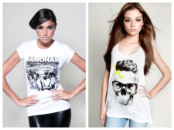 PERSONALCLOTHINK_camisetas mujer