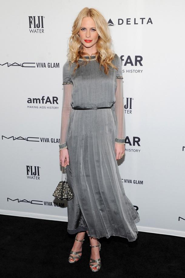 Poppy Delevingne gala amFAR Nueva York