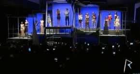 Rihanna se estrena como diseñadora en laLFW