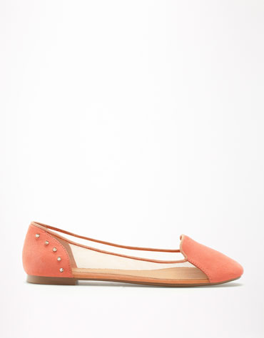 slipper bershka