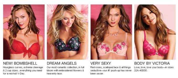 Victorias Secret SanValentin