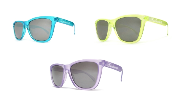 gafas Knockaround playa colores fluor