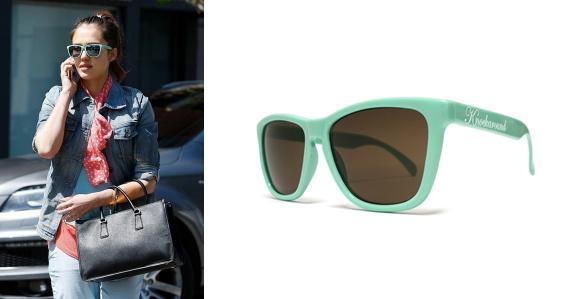 jessica-alba-knockaround-mint-green-premium-sunglasses-1