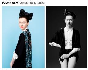 Inspiración Oriental: Tendencia2013