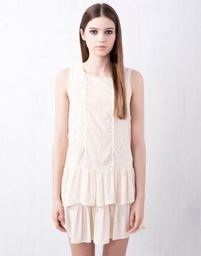 vestido rom