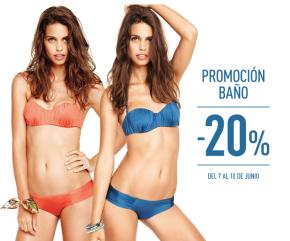 Bikinis de Oysho con un20%