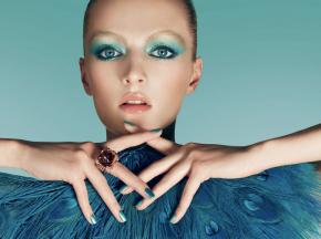 Bird of paradise…Dior