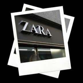 ZARA…last week