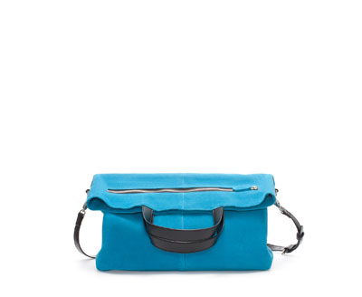 azul bolso