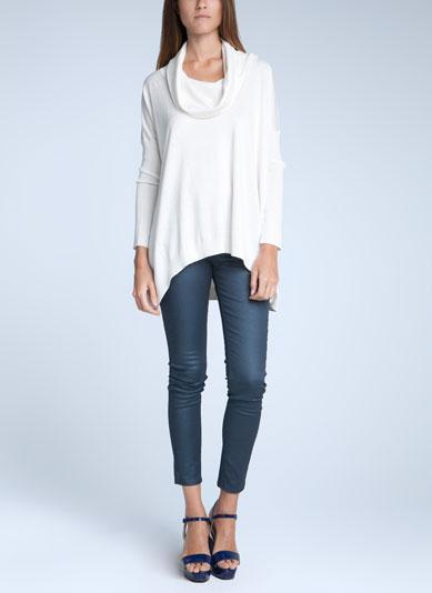 blanco jersey uterque