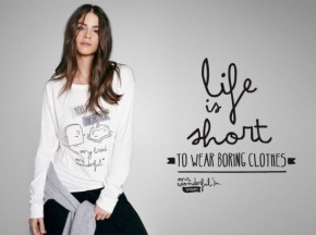 Oysho y Mr. Wonderful…Optimismo al 100%