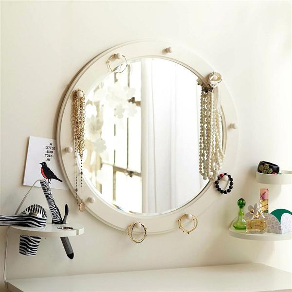 vintage-rounded-dressing-mirror
